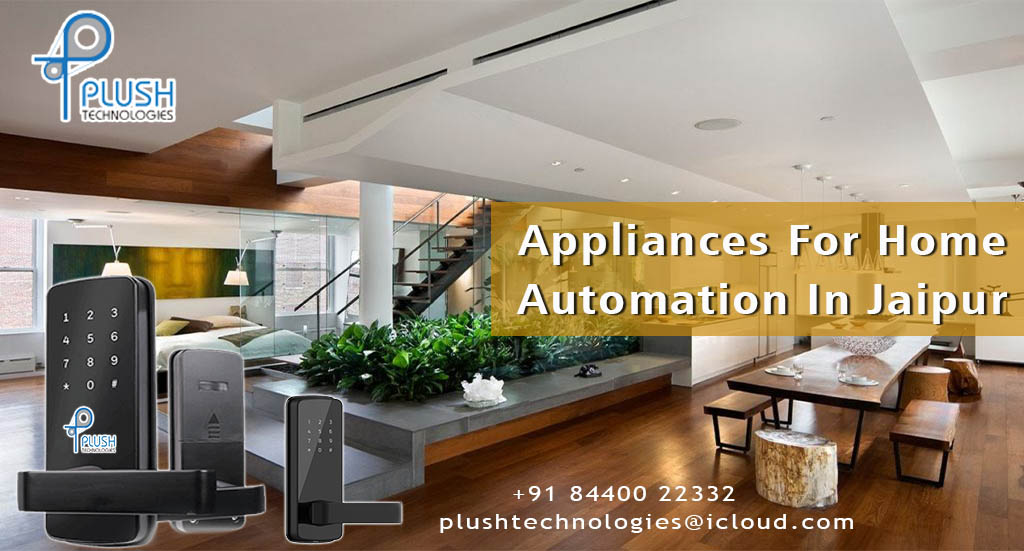 home automation in jaipur