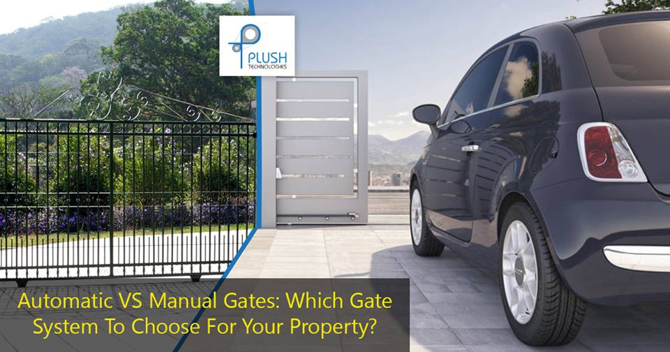 Automatic Vs Manual Gate Automation