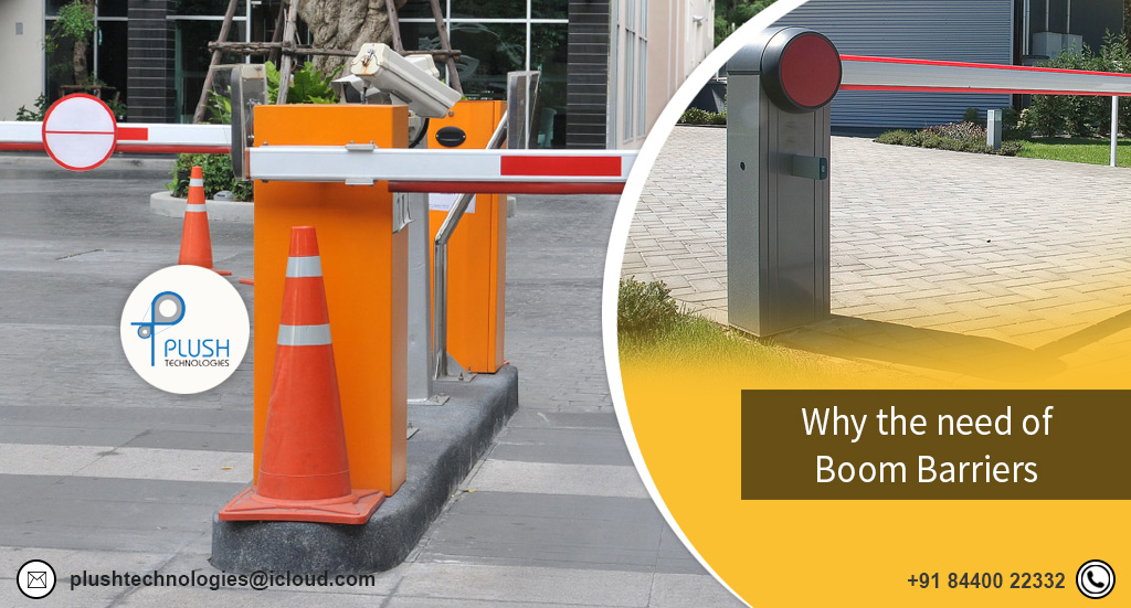 the need of Boom Barriers are increasing